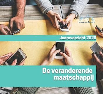 Cover jaaroverzicht 2020