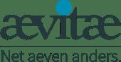 Logo Aevitae payoff RGB